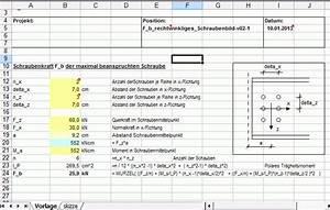 Schraube Berechnen : scherkraft formel metallteile verbinden ~ Themetempest.com Abrechnung