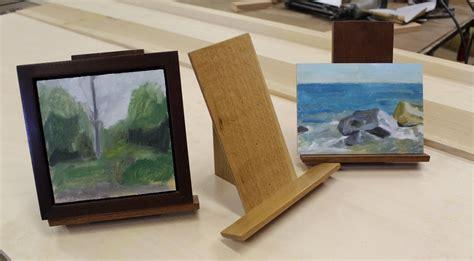 small art display easel jon peters art home