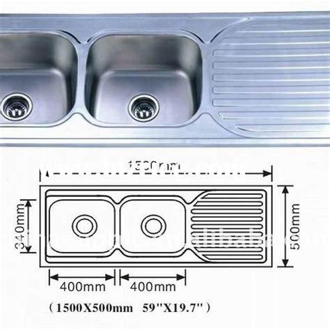 Double Sink Dimensions Kitchen Kitchen Design Ideas