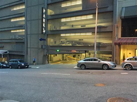 garage seattle puget sound plaza cobb garage parking in seattle parkme