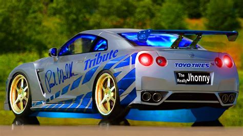 nissan skyline 2002 paul walker thereallyjhonny nissan gt r paul walker tribute 2013 youtube