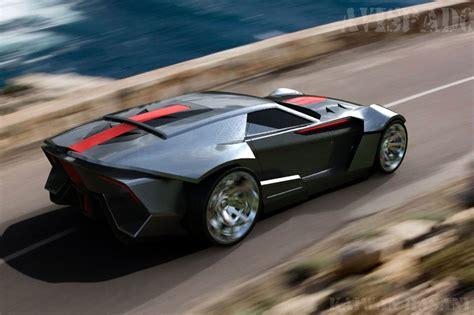 Techcracks  Electric Lamborghini Avispado Car Concept