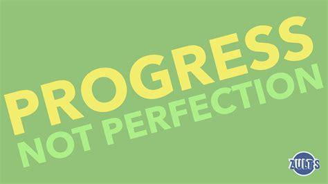 fit    progress  perfection