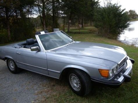 The sl series has always been considered a modern classic and cars like this are finding favor with collectors the world over; Buy used 1984 Mercedes 380 SL, Convertible, Silver, Classic, Rare, Roadster, Two door in ...