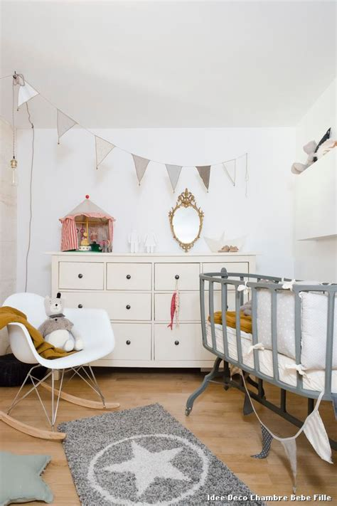 armoire murale chambre idee deco chambre bebe fille with scandinave chambre de