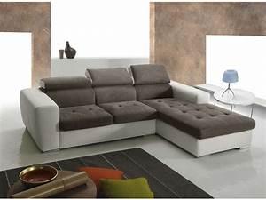 Soldes canapé d'angle conforama
