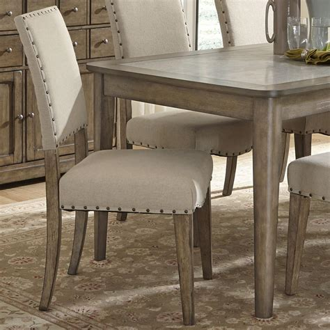 liberty furniture weatherford rustic casual upholstered