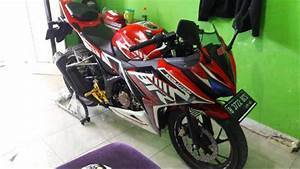 Modifikasi All New Cbr 150