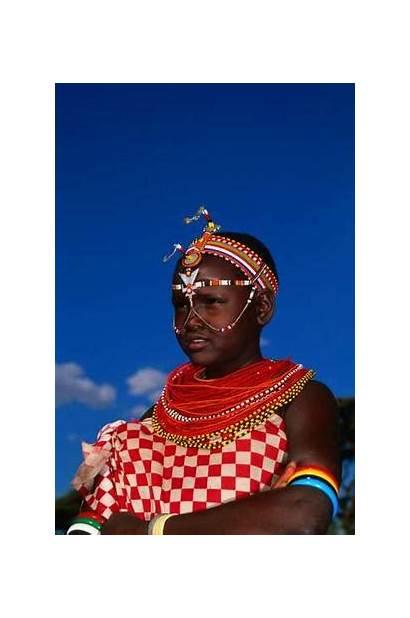 Kenya Injustices Masai Colours Traditional