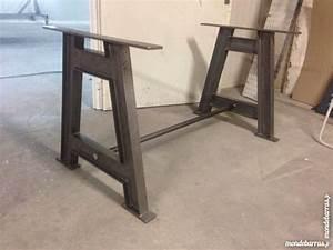 Pied De Table Metal Industriel : meubles vintage occasion dans la loire 42 annonces ~ Dailycaller-alerts.com Idées de Décoration