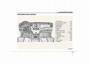 2007 Kia Magentis Owners Manual