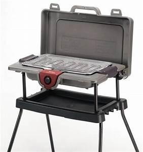 Grand Barbecue Electrique : tefal bg703812 grill n pack sur pieds 2300w bg703812 ~ Melissatoandfro.com Idées de Décoration