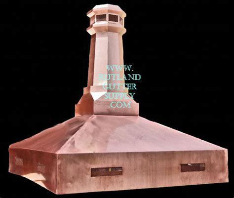 copper chimney pot shroud gutter supply