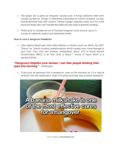 how to cure hangover how to cure a hangover fast