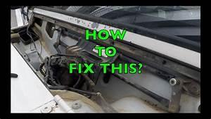 How To Fix A Windshield Wiper Motor Jeep Wrangler Tj