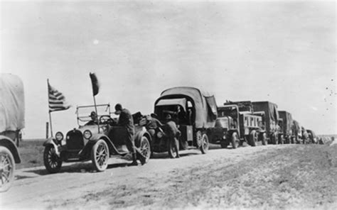 eisenhower highway interstate trip history system road urban building streets mn