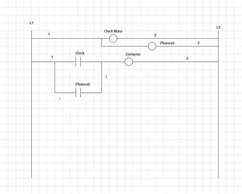 Photocell Timeclock Wiring Diagram