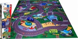 Tapis Enfant Route : tapis de jeux routier pas cher ~ Teatrodelosmanantiales.com Idées de Décoration