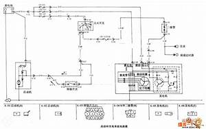 Yueda Kia Starting And Charging System Circuit - Automotive Circuit - Circuit Diagram