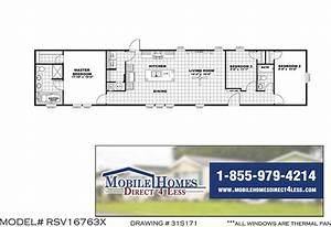 1998 Clayton Mobile Home Floor Plans