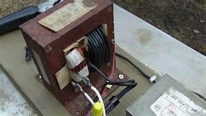 Homemade Arc Welder 120v Ac