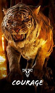Full Hd Wallpaper Lion And Tiger - wallpaper