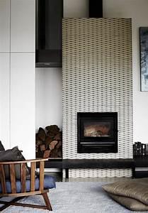 Spotlight, On, Black, U0026, White, Fireplaces