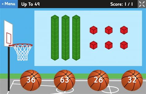 game place  basketball  topmarks blog