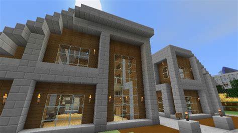 grande maison moderne minecraft grande maison minecraft 28 images minecraft tuto grande maison moderne map galerie plans de