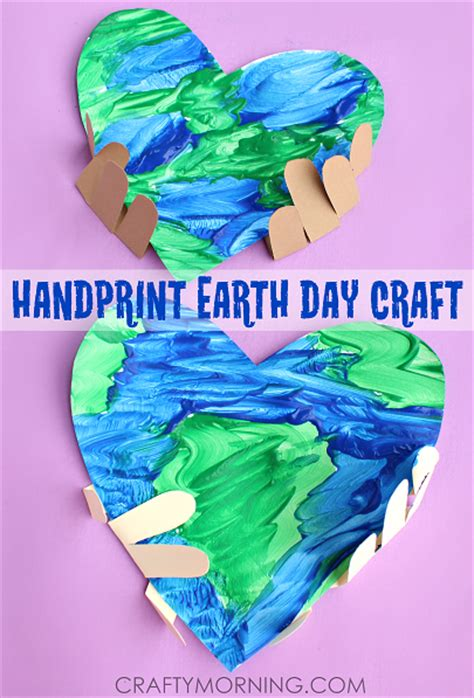 earth day crafts  mommy style