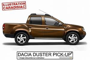 Pick Up Renault Dacia : en 2014 le duster se transformera en pick up ~ Gottalentnigeria.com Avis de Voitures