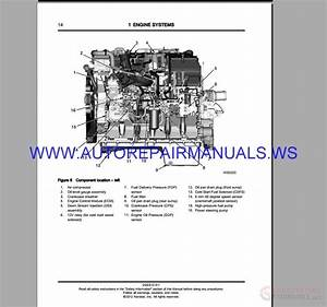 Navistar Maxxforce 15l Epa10 Diagnostic Engine Service