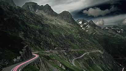 Wallpapers Switzerland Roads 1080p Desktop Pass Mountains