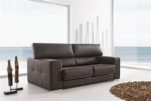 Canapé De Salon : canape cuir destockage maison design ~ Teatrodelosmanantiales.com Idées de Décoration