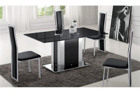 chaises salle à manger but emejing salle a manger noir et blanc pas cher contemporary