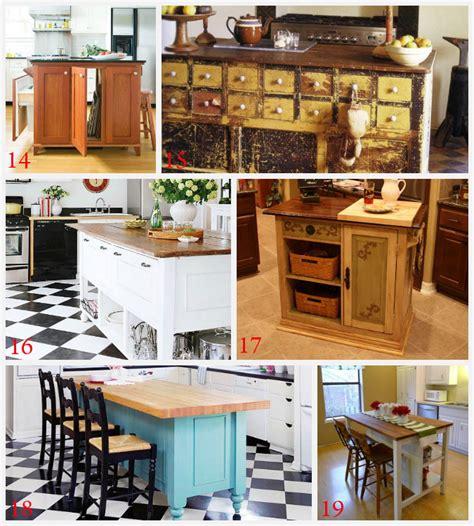 kitchen island ideas decorating  diy projects
