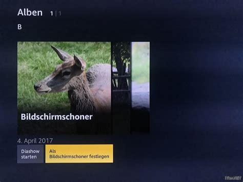 fire tv eigene fotos fuer bildschirmschoner verwenden