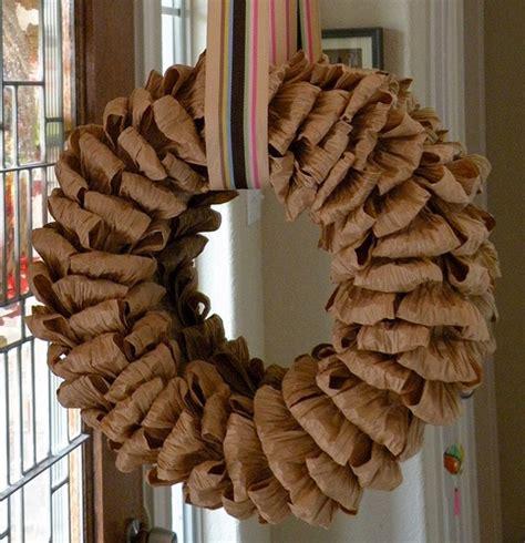 martha inspired fall wreath house  hepworths
