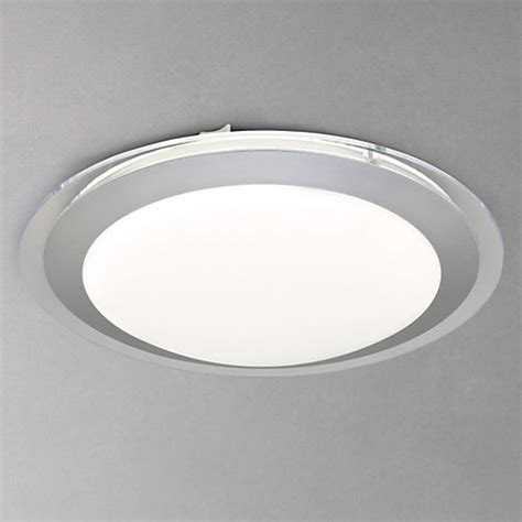 buy lewis halo plain flush ceiling light lewis