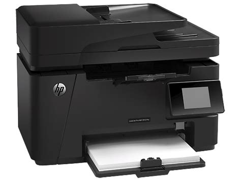 There is no control panel extending across the apparatus offering physical buttons only the how to install the hp laserjet pro mfp m127fw driver? Impresora HP LaserJet Pro MFP M127fw(CZ183A)| HP® España