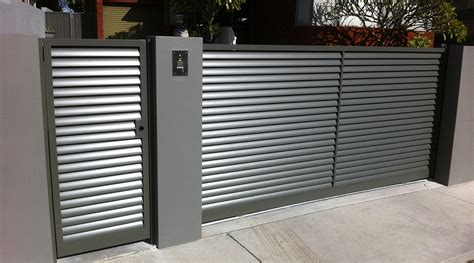 metal sliding gate hardware derektime design best exterior sliding gate hardware