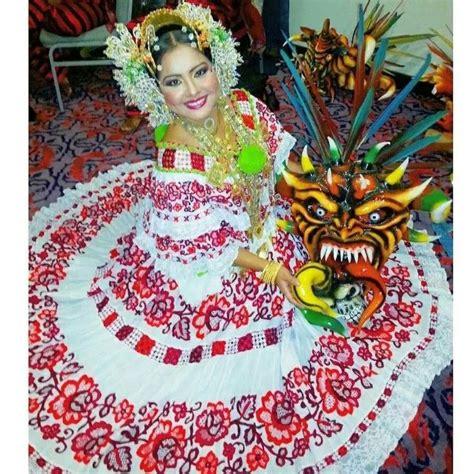 720 best LA POLLERA PANAMEÑA images on Pinterest | Ethnic ...