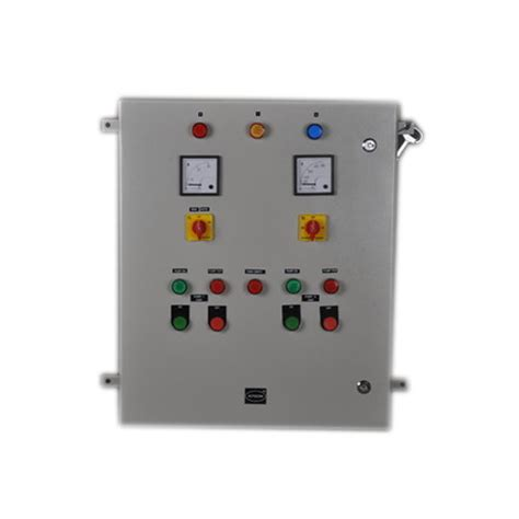 Single Phase Motor Starter Panel Piece