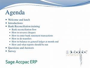 Post Training Survey Template Bank Reconciliation Lunch And Learn