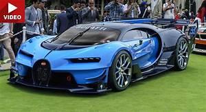 Bugatti Chiron Gt : bugatti to make a road legal vision gran turismo and race it too ~ Medecine-chirurgie-esthetiques.com Avis de Voitures