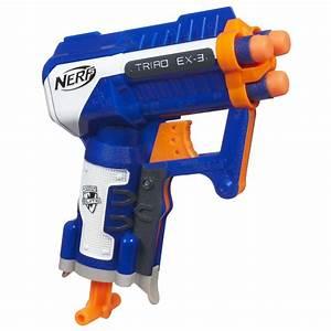 Diagram Of A Nerf Gun