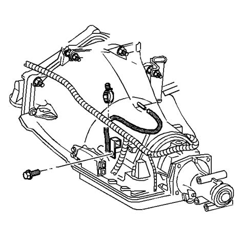 2000 Chevy Tahoe Transmission Diagram by Repair Transmission Vent Hose Replacement