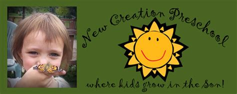new creation preschool glenwood springs co day care center 312 | logo preschool 11