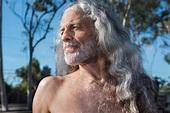 old yogi David Danon | Christina Shook Photography