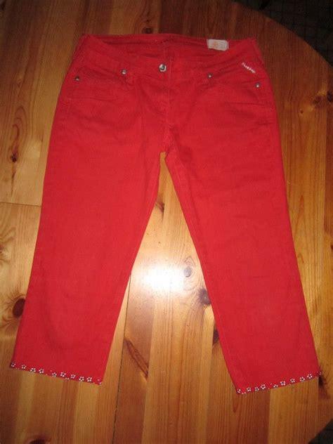 Pantalon Transformé En Pantacourt